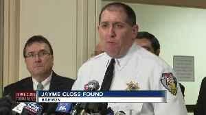 Authorities update Jayme Closs case after she's found alive [Video]