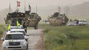 Confusion over US troop withdrawal from Syria [Video]