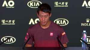 Nishikori hopes to reach Australian Open semi-finals [Video]