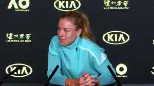 Kerber feels solid again with new coach Schuettler [Video]