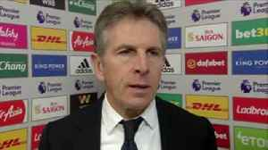 Puel: Bad result, bad performance [Video]