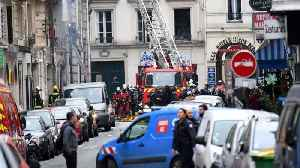 News video: Gas Explosion In Paris Kills Four, Injures Dozens