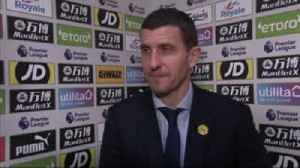 Gracia praises Cathcart attitude [Video]