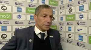 Hughton: Decisions went against us [Video]