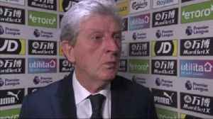 Hodgson: We were beaten by a wonder goal [Video]