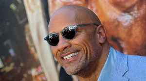 News video: Dwayne Johnson Says Tabloid Fabricated His 'Snowflake' Comments