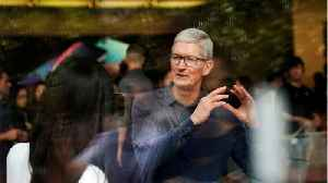 Tim Cook Makes Over $136 Million [Video]