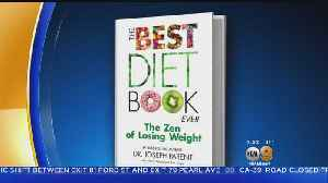 A Diet Book With No Recipes? Author Weighs In On Why He Says It Works [Video]