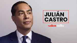 Julián Castro is running for president: Why he says America needs a gut check [Video]