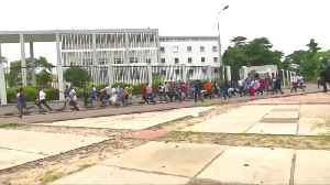 Congo election loser files fraud complaint [Video]