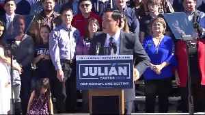 News video: Julian Castro announces bid for 2020 Presidential run
