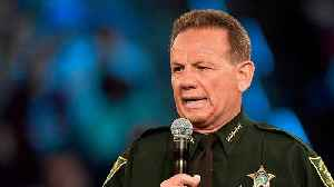 News video: Parkland School Shooting Fiasco Leads To Suspension Of Broward County Sheriff