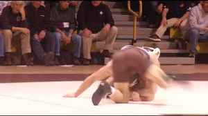 Lehigh vs. Bucknell Wrestling Highlights [Video]