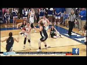 Coahulla Creek Beats Ringgold [Video]