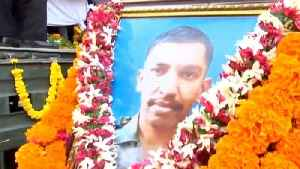 Major SV Nair's mortal remains reach his native place in Pune [Video]