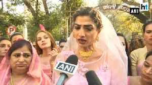 Transgender community protests against the Trans Bill passed in Lok Sabha [Video]