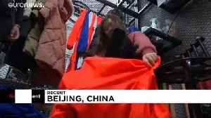 Have a smashing time in Beijing's anger room [Video]