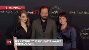 The Favourite Leads BAFTA Nominations [Video]