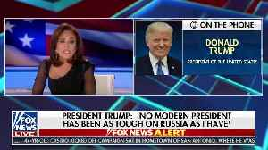 News video: Trump to Judge Jeanine: I may release details of my Putin conversations