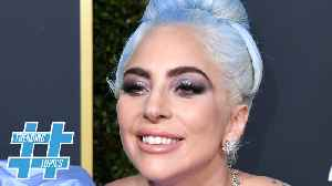 Lady Gaga's Metallic Makeup Sparks 2019 Hottest Trend! | Trending Topics [Video]
