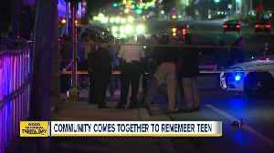 Community remembers 15-year-old pedestrian hit, killed by undercover HCSO deputy [Video]