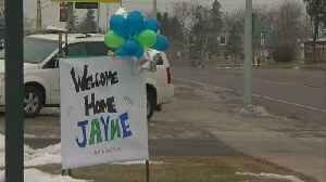 Classmate Reacts To Jayme Closs Coming Home [Video]