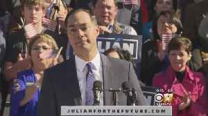 San Antonio's Julian Castro Announces His 2020 Presidential Campaign [Video]
