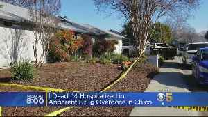 1 Dead, 14 Hospitalized After Mass Drug Overdose In Chico [Video]