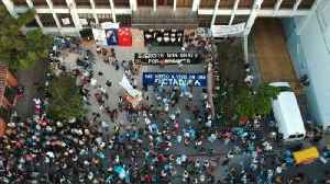 News video: Guatemala protests after President Morales shuts anti-corruption unit