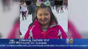 Missing Teen With Autism Found Safe [Video]