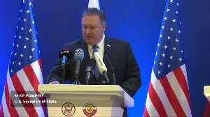 Pompeo urges Gulf states to heal rift [Video]