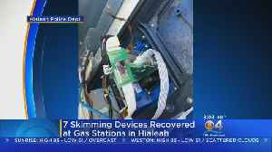Authorities Working To Crackdown On Rise Of Credit Card Skimmers [Video]