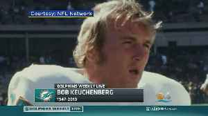 Kim Bokamper & Sam Madison On Passing Of Dolphins Legend Bob Kuechenberg [Video]