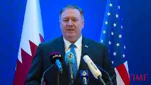 Secretary of State Pompeo Says Diplomatic Crisis in Qatar 'Has Dragged on Too Long' [Video]