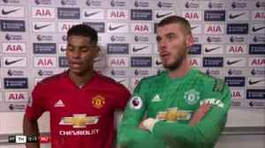 De Gea: 'That's the real United' [Video]