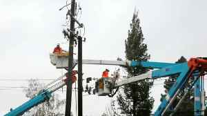 PG&E Discussing Bankruptcy Options [Video]