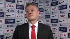 Solksjaer: 'We're ready to compete' [Video]