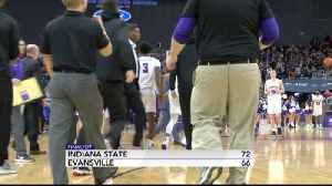 UE Falls to Indiana State in Overtime [Video]