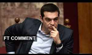 Philip Stephens on Tsipras in Moscow | FT Comment [Video]