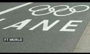 Olympic lanes anger cabbies [Video]