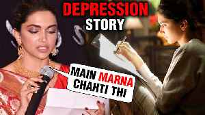 Deepika Padukone DEPRESSION Battle Now In A Book 'The Dot That Went For A Walk' [Video]