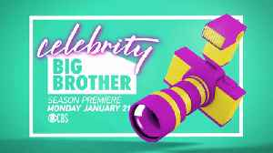 Celebrity Big Brother - Look Who Is Moving Into The Celebrity Big Brother House [Video]