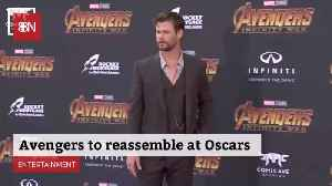 The Avengers And Whoopi Goldberg Will Try To Rescue The Oscars [Video]