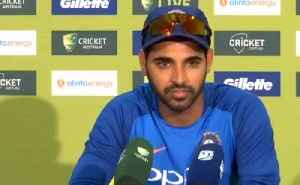 'Not impossible to win from here': Bhuvneshwar on India, Australia ODI series [Video]