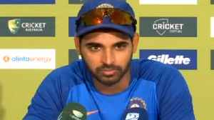 India Vs Australia 2nd ODI: Everyone is positive about match says Bhuvneshwar Kumar| OneIndia News [Video]