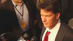 Charlie Sheen saves home from forecloser [Video]