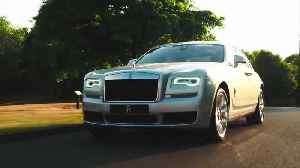 The new Rolls-Royce Ghost [Video]