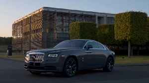 The new Rolls-Royce Wraith [Video]