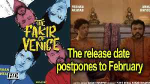 'The Fakir of Venice' release date postpones to February [Video]