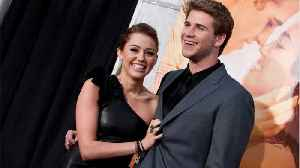 Miley Cyrus Shares Love Letter To Hemsworth On B-day [Video]